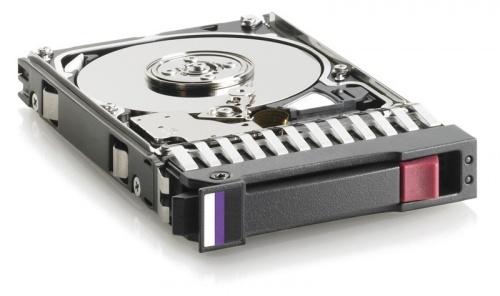 Disco Duro para Servidor HP 4TB 12G SAS 7200RPM LFF 3.5'', 1 Año de Garantia