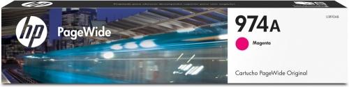 Cartucho HP 974A Magenta, 3000 Páginas ― ¡Compra y recibe 5% del valor de este producto en saldo para tu siguiente pedido!