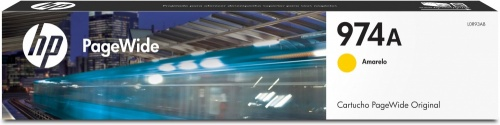Cartucho HP 974A Amarillo, 3000 Páginas ― ¡Compra y recibe $75 pesos de saldo para tu siguiente pedido!