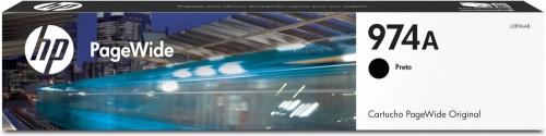 Cartucho HP 974A Negro, 3000 Páginas ― ¡Compra y recibe $65 pesos de saldo para tu siguiente pedido!