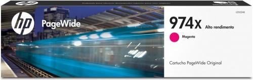 Cartucho HP 974X Magenta, 7000 Páginas ― ¡Compra y recibe 5% del valor de este producto en saldo para tu siguiente pedido!