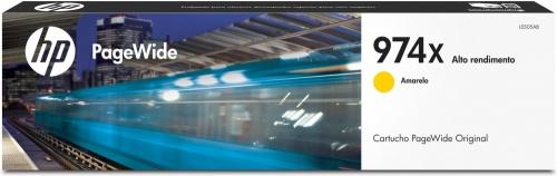 Cartucho HP 974X Amarillo, 7000 Páginas ― ¡Compra y recibe 5% del valor de este producto en saldo para tu siguiente pedido!