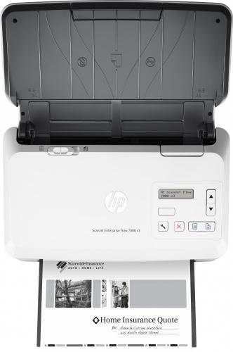 Escaner Hp Scanjet Enterprise Flow 7000 S3