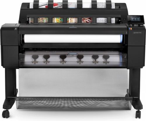 Plotter HP DesignJet T1530 36'', PostScript, Color, Inyección, Print - Obligatoria Compra H4518E