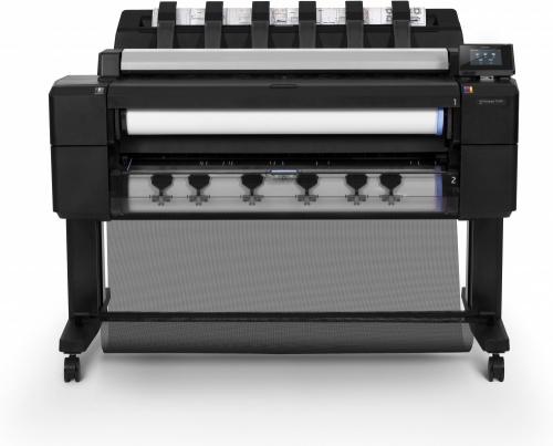 Plotter HP DesignJet T2530 36'', PostScript, Color, Inyección, Print/Scan/Copy - Obligatoria Compra H4518E