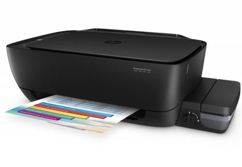 Multifuncional HP DeskJet GT 5820, Color, Inyección, Tanque de Tinta, Print/Scan/Copy