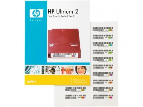 HP Etiquetas de Códigos de Barras Ultrium 2