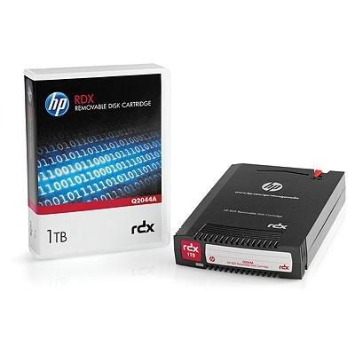 HP Cartucho de Disco Extraíble RDX, 1TB/2TB