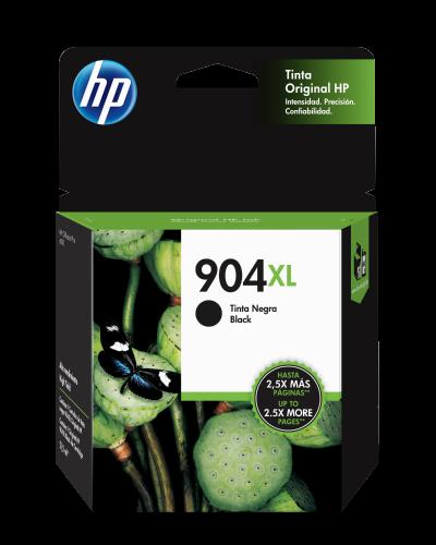 Cartucho HP 904XL Negro Original, 825 Páginas