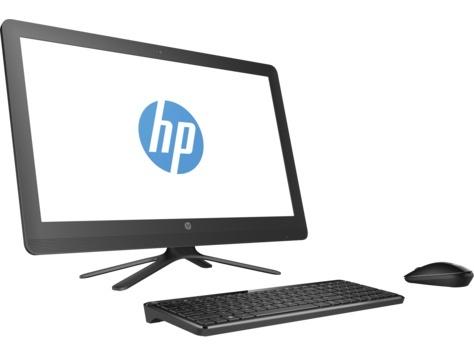 "HP 20-c009la All-in-One 19.5"", Intel Pentium J3710 1.60GHz, 8GB, 2TB, Windows 10 Home 64-bit, Blanco"