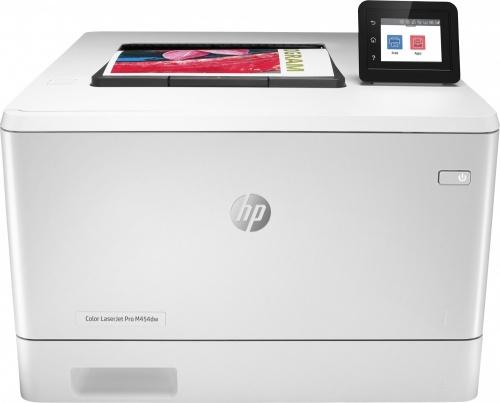 HP Color LaserJet Pro M454dw, Color, Láser, Print