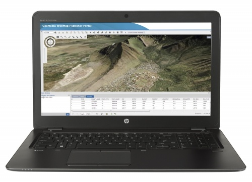 Laptop HP ZBook 15u G3 15.6'', Intel Core i5-6200U 2.30GHz, 8GB, 1TB, Windows 7/10 Pro 64-bit, Negro