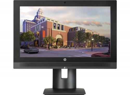 """HP Z1 G3 All-in-One 23.6"""", Intel Xeon E3-1225V5 3.30GHz, 4GB, 1TB, Windows 7/10 Pro, Negro"""