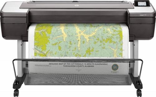 Plotter HP DesignJet T1700 44'', Color, Inyección, Print