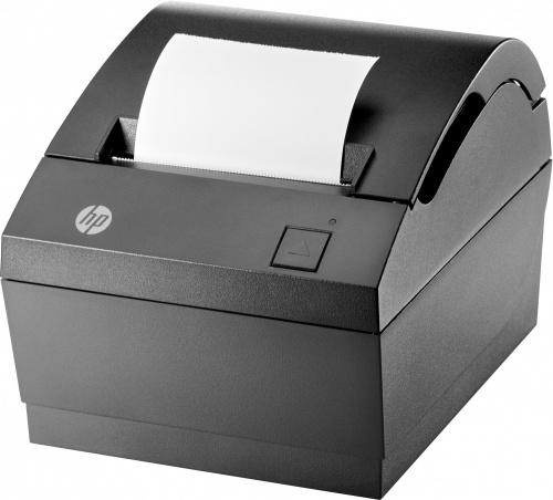 HP HP Value Receipt Printer II Impresora de Tickets, Térmica Directa, 150mm/s, Serial, USB, Negro