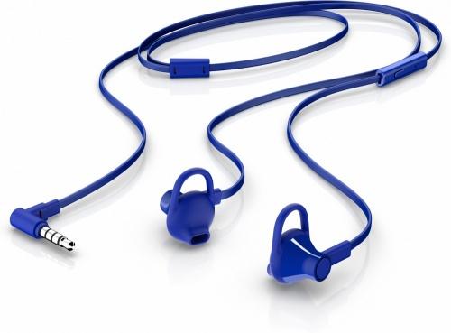 HP Audífonos Intrauriculares con Micrófono 150, Alámbrico, 1.1 Metros, Azul