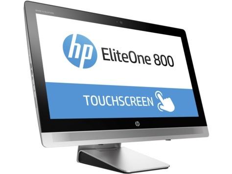 HP EliteOne G2 All-in-One 23'', Intel Core i7-6700 3.40GHz, 8GB, 1TB, Windows 10 Pro 64-bit, Plata