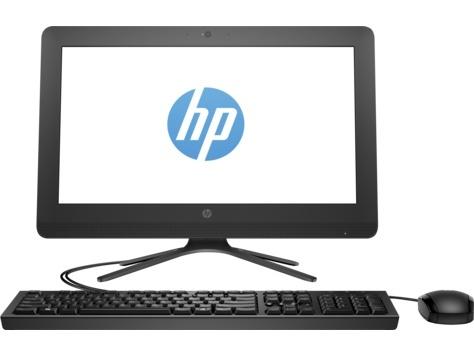 HP 200 205 All-in-One G3 19.5'', AMD E2-7110 1.80GHz, 4GB, 1TB, Windows 10 Pro 64-bit, Negro