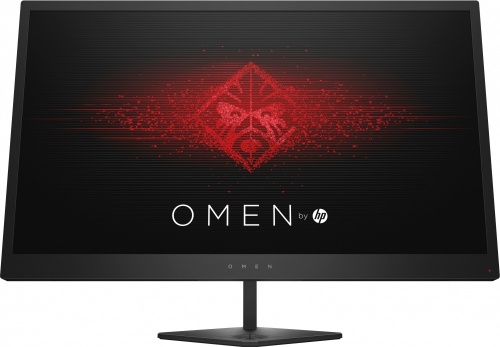 Monitor Gamer HP OMEN LED 24.5'', Full HD, Widescreen, 144Hz, HDMI, Negro