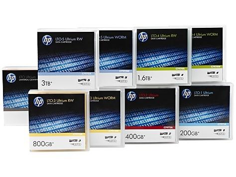 HPE Soporte de Datos LTO-7 Ultrium WORM, 6000GB/15.000GB, 960 Metros