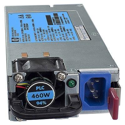 HPE Fuente de Poder para Servidor Gold Hot Plug, 460W, para ProLiant