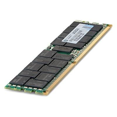 Memoria RAM HPE DDR3, 1600GHz, 16GB, CL11, ECC, Dual Rank x4