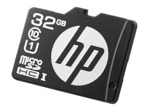 Memoria Flash HPE 700139-B21, 32GB MicroSDHC UHS Clase 10