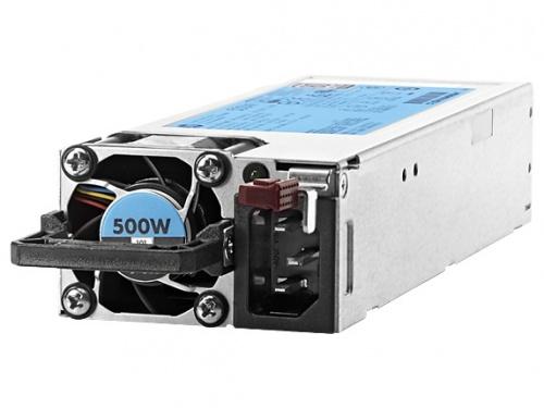 HPE Fuente de Poder para Servidor Flex Slot Platinum Hot Plug, 500W