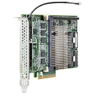 HPE Tarjeta PCI Express x8 3.0, 2x SAS, DDR3, 12 Gbit/s