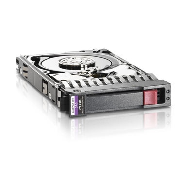 Disco Duro para Servidor HPE 300GB 12G SAS 15.000RPM LFF 3.5'', SC Converter Enterprise, 3 Años de Garantía