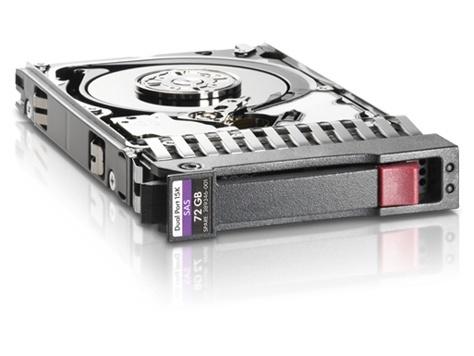 Disco Duro para Servidor HPE 300GB 12G 15.000RPM SAS SFF 2.5'', SC Enterprise, 3 Años de Garantía