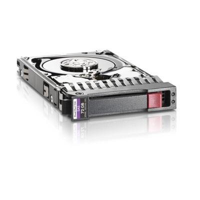 Disco Duro para Servidor HPE 450GB 12G SAS 15.000RPM SFF 2.5'', SC Enterprise, 3 Años de Garantía