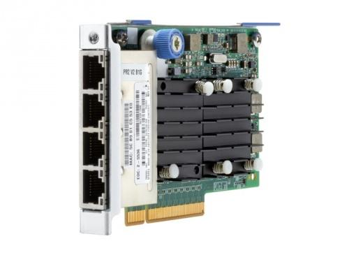 HPE Tarjeta de Red 764302-B21 de 4 Puertos, 10.000Mbit/s, PCI Express