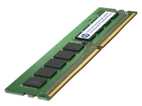 Memoria RAM HPE DDR4, 2133MHz, 4GB, CL15