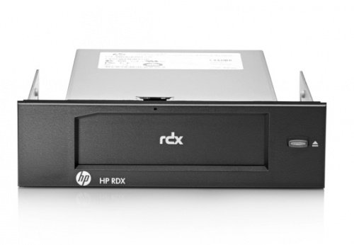 HPE Unidad de Cinta Interna RDX, 2TB, USB 3.0, Negro