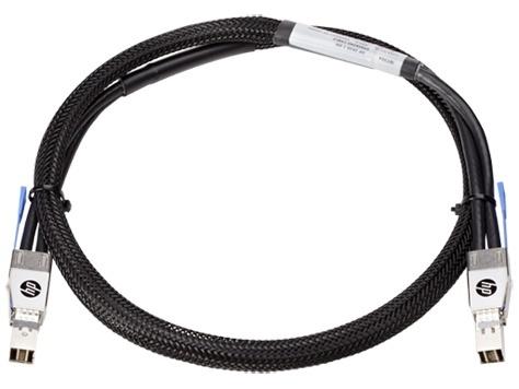 HPE Cable de Apilado 2920, 1 Metro, Negro