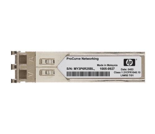 HPE Transceptor X130 10G SFP+ LC LR, 10.000 Mbit/s