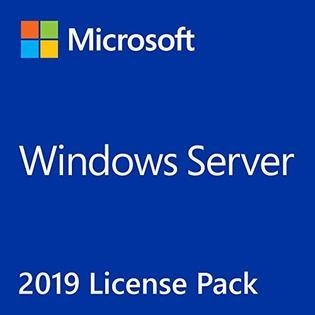 HPE Windows Server 2019 CAL, Plurilingüe, 5 Dispositivos, OEM