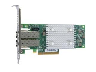 HPE Tarjeta de Red SN1100Q 16Gb, PCI Express, 2 Puertos FC HBA
