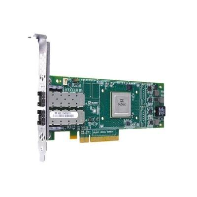 HPE Tarjeta de Red SN1000Q de 2 Puertos FC, PCI Express, Alámbrico, 16000 Mbit/s