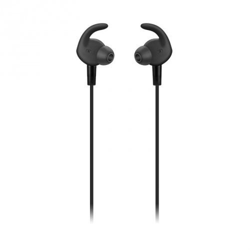 Huawei Audífonos Intrauriculares Deportivos con Micrófono AM61, Inalámbrico, Bluetooth, Negro