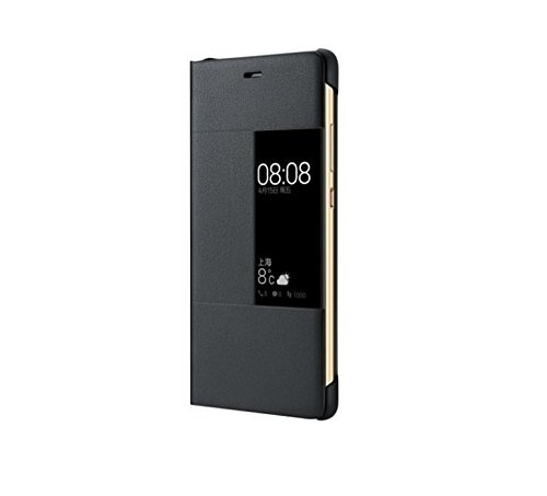 "Huawei Funda de Polycarbonato 51991510 para Smartphone 5.2"", Negro"
