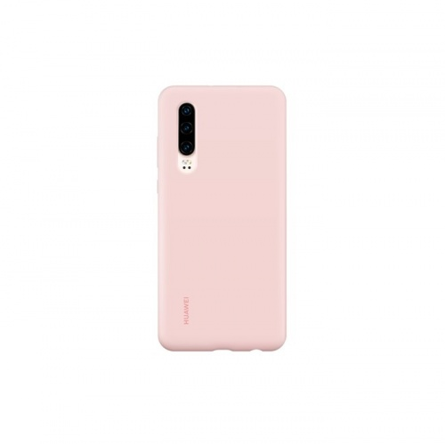 Huawei Funda 51992846 para P30, Rosa, Resistente a Rayones/Golpes
