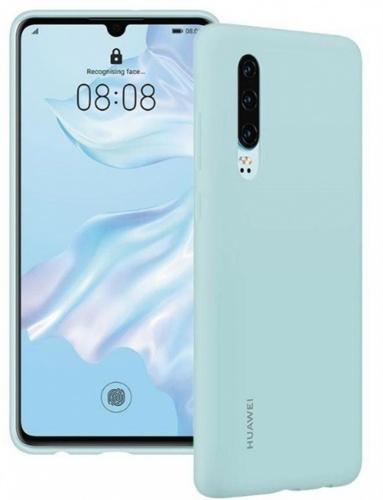 Huawei Funda 51992958 para P30, Turquesa, Resistente a Rayones
