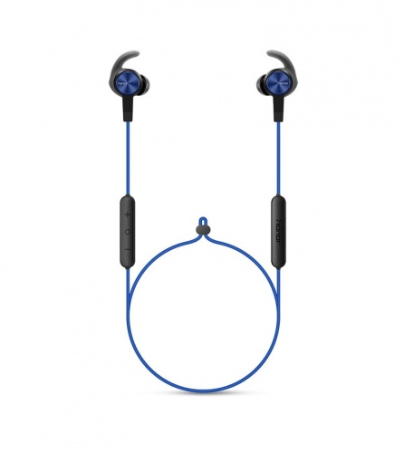 Huawei Audífonos Intrauriculares Deportivos con Micrófono AM61, Inalámbrico, Bluetooth, Azul