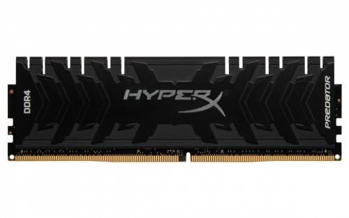 Kit Memoria RAM HyperX Predator DDR4, 4600MHz, 16GB (2 x 8GB), Non-ECC, CL19, XMP