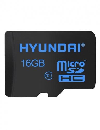 Memoria Flash Hyundai, 16GB MicroSDHC Clase 10