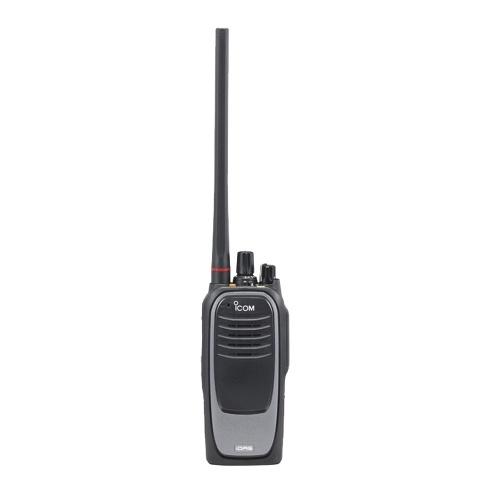 ICOM Radio Digital Portátil de 2 Vías IC-F4400D/21S, 32 Canales, Negro