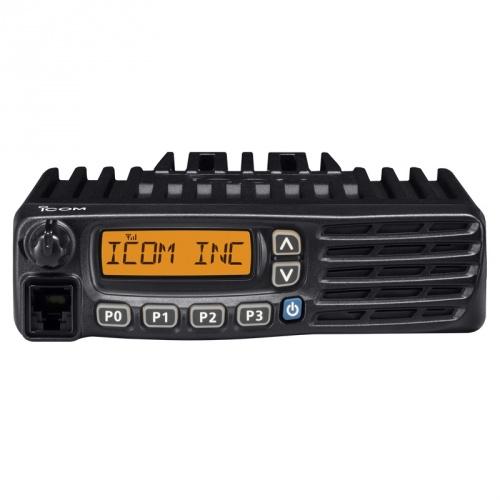 ICOM Radio Digital Portátil de 2 Vías IC-F6123D/53, 128 Canales, Negro
