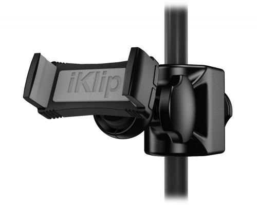IK Multimedia Soporte para iPhone 7/iPhone 7 Plus Xpand Mini, Negro